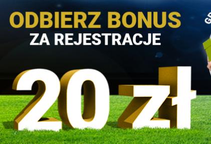Darmowe 20 złotych na mecz Real – Legia!