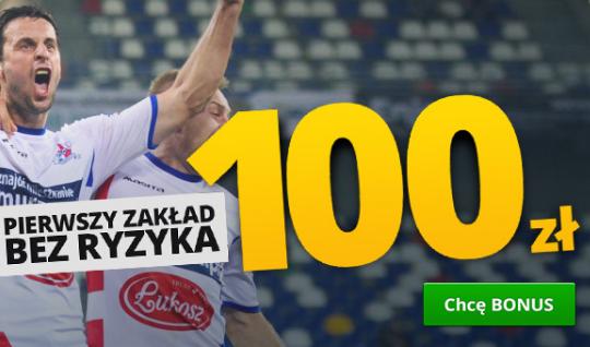 Zakład bez ryzyka 100 PLN na mecz Realu z Legią!