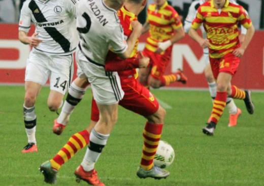 Zakład bez ryzyka od Fortuny na mecz Jagiellonii z Legią!