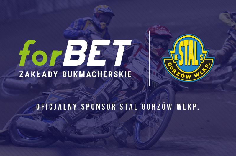 Forbet nowym sponsorem Stali Gorzów Wlkp