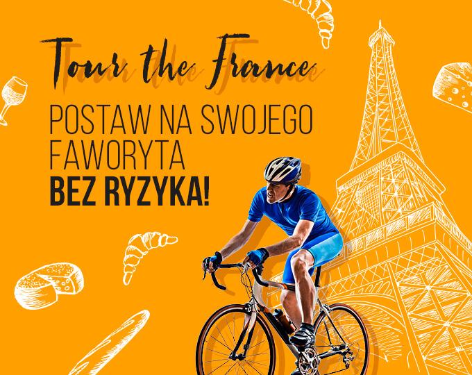 Promocja na Tour de France od LV BET!