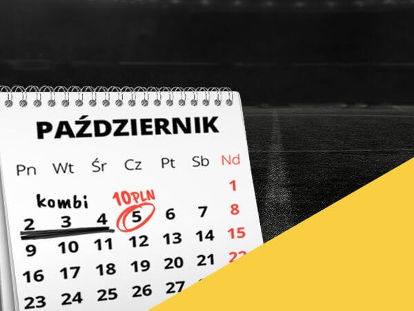Czwartkowy bonus 10 PLN od LV BET