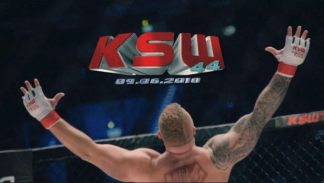 Znamy pełną kartę walk KSW 44