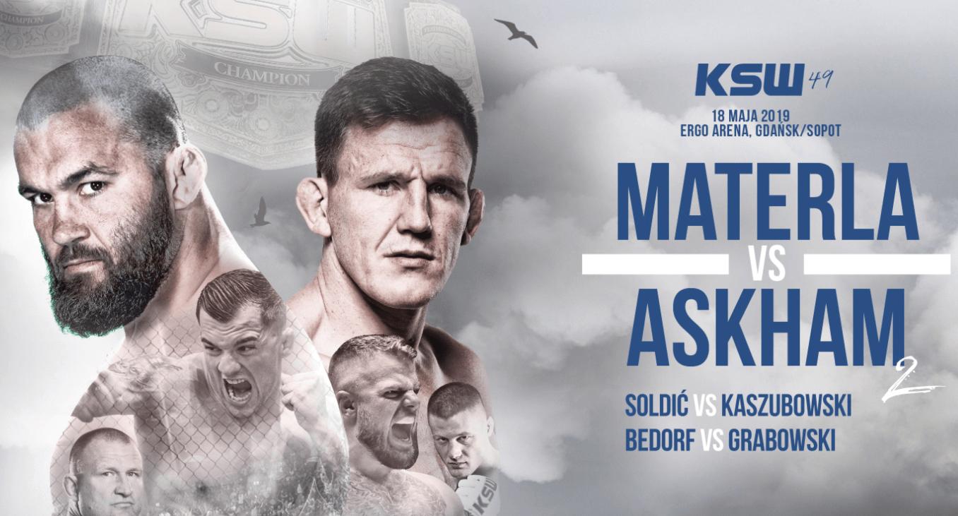 Kogo zobaczymy na gali KSW 49 w Gdańsku?