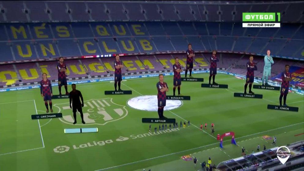 Zapowiedź rewanżu Ligi Mistrzów : Barcelona – Napoli